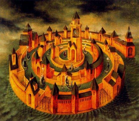 Teresaof Ávila's Interior Castle